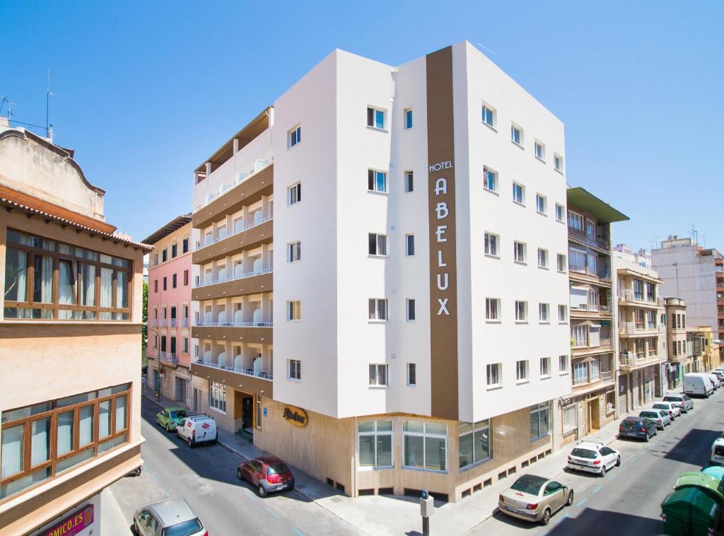 Hotel Abelux, Palma de Mallorca, Spain - Booking.com