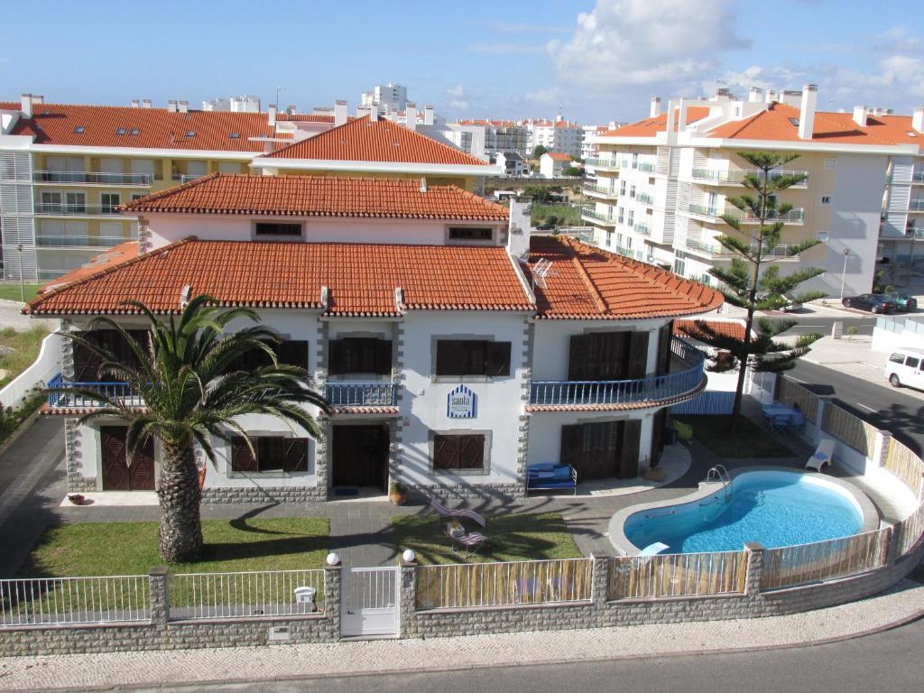Beach House Portugal Santa Cruz