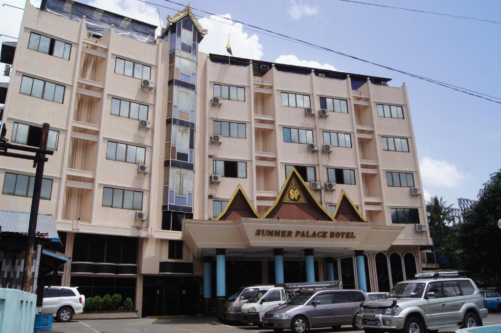 Summer Palace Hotel, Yangon, Myanmar - Booking com