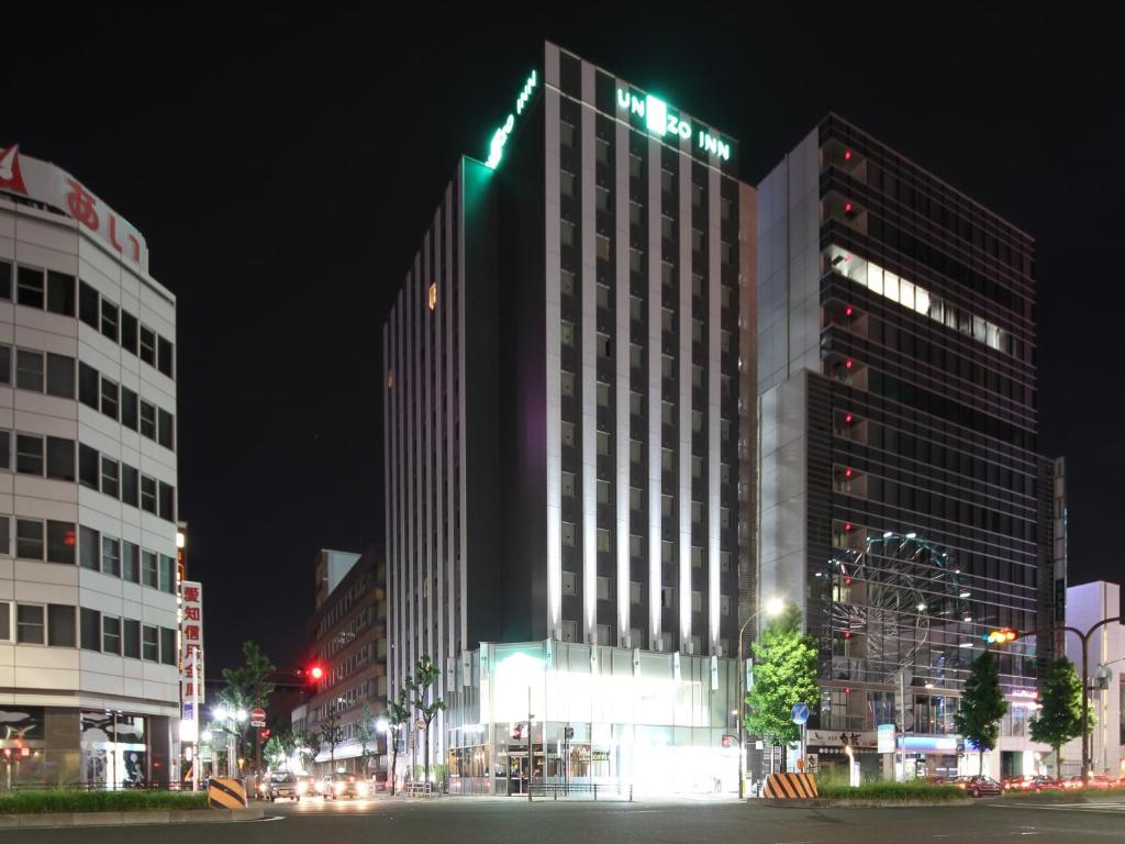 UNIZO INN Nagoya Sakae, Japan - Booking com
