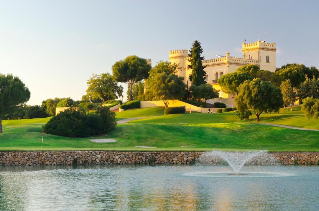 Hotel Barceló Montecastillo (España Jerez de la Frontera ...