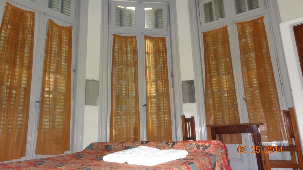 Lova arba lovos apgyvendinimo įstaigoje Hotel Bahia