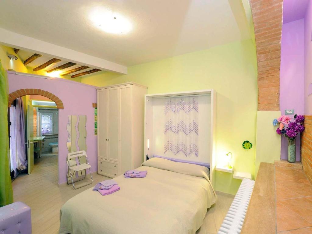 A room at B&B Alla Maison di Alessia