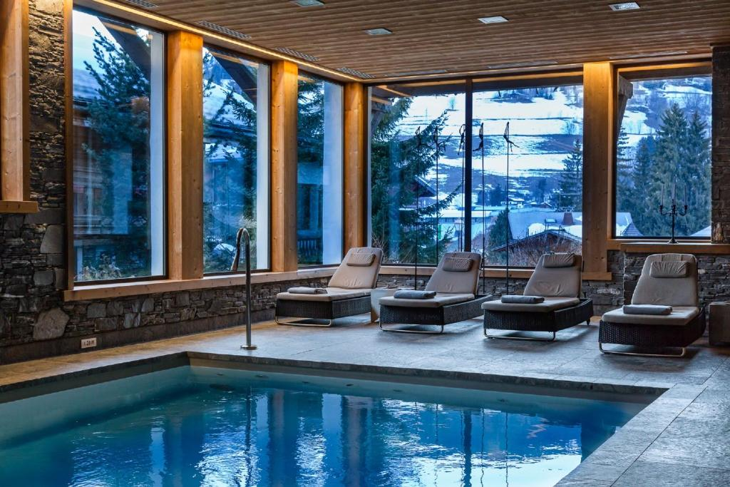 Hotel Fer A Cheval Megeve France Booking Com