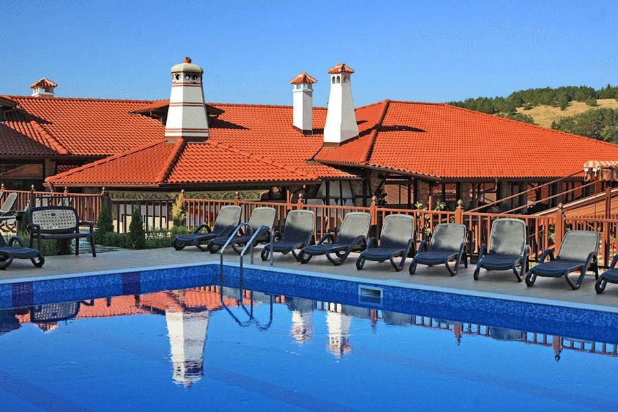The swimming pool at or near Rachev Hotel Residence