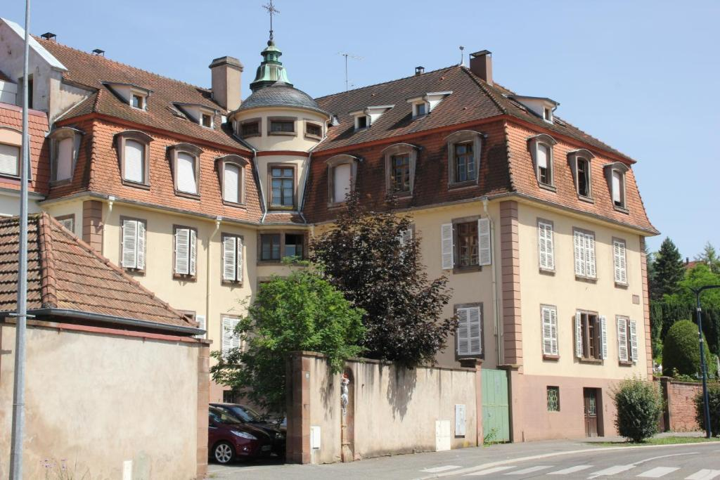 Apartments In Wissembourg Alsace