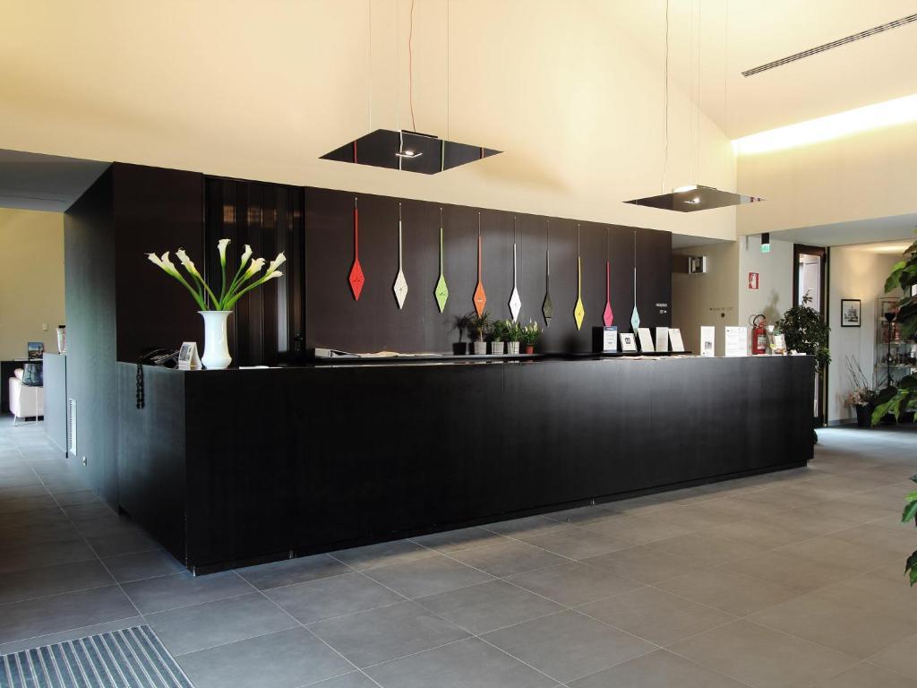 Hall o reception di Casalgrande Hotel