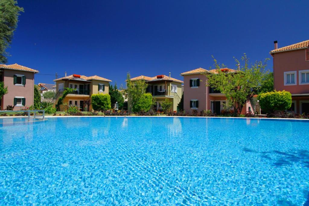 The swimming pool at or close to Saint Thomas Village