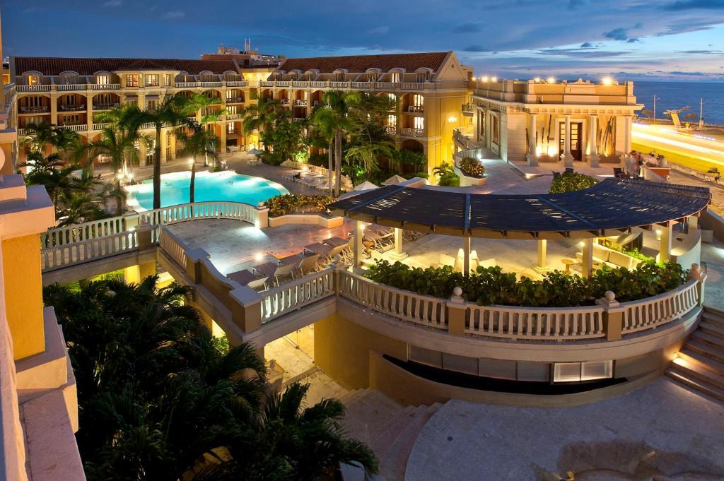 Hotel Sofitel Legend Santa Clara Cartagen (Colombia ...