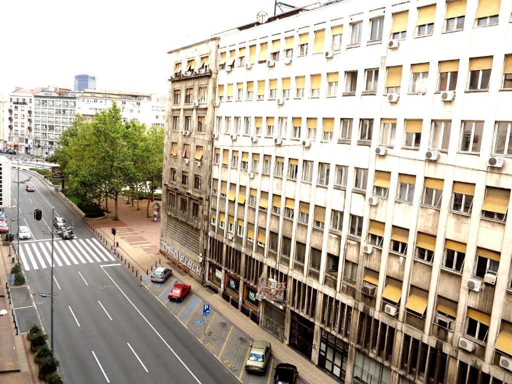 Traveler's Apartments