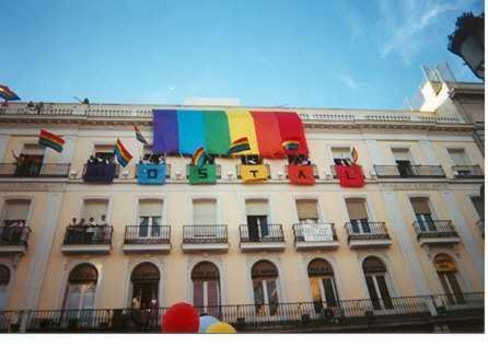 hostel gay en madrid