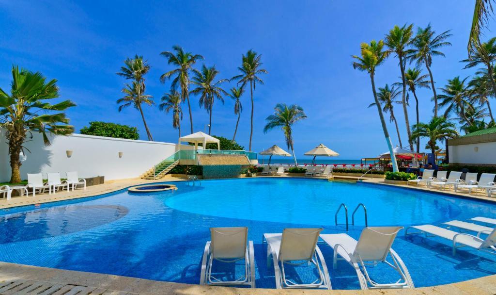 Hotel Dann Cartagena (Colombia Cartagena de Indias ...