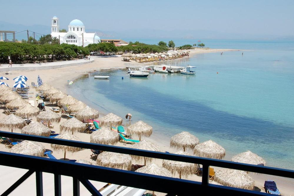 Ξενοδοχείο Αλεξάνδρα, Σκάλα – Ενημερωμένες τιμές για το 2020