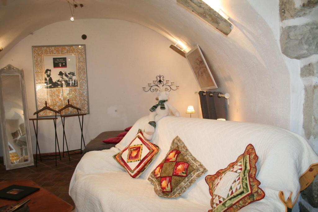 Chambre d'hôtes La Romarine