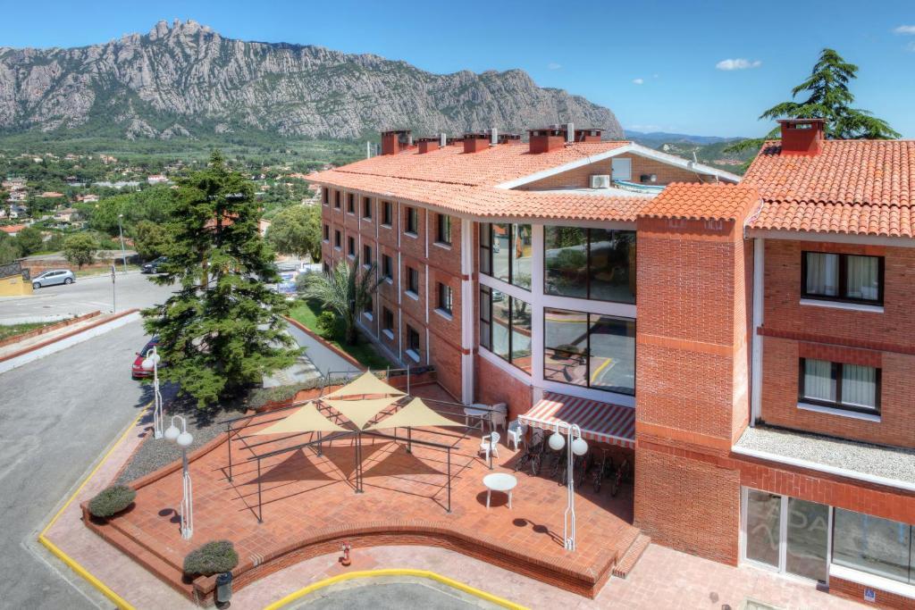 Montserrat Hotel (Espanha Collbató) - Booking.com