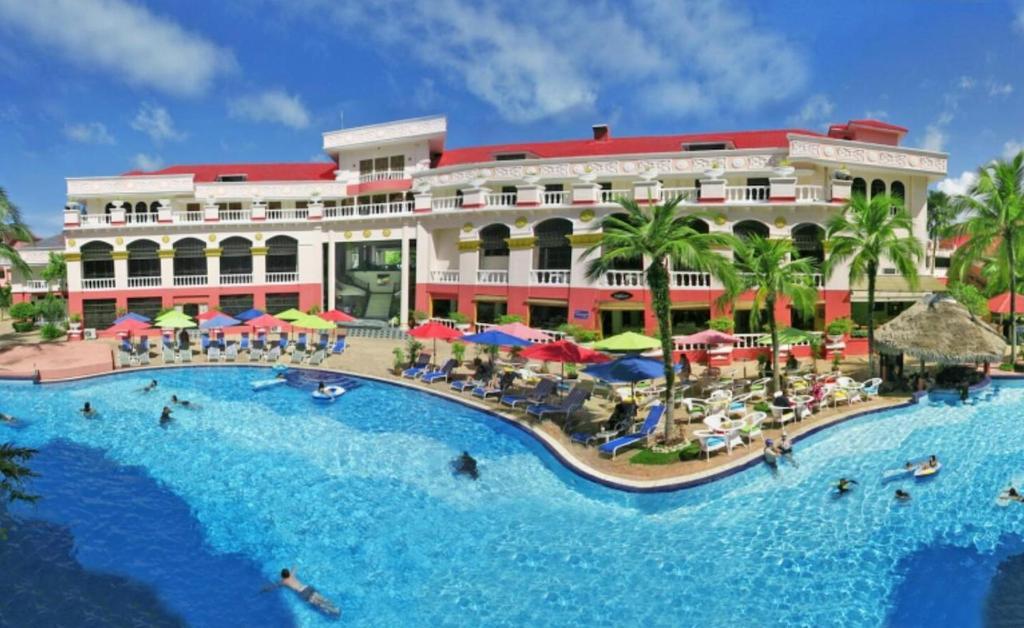 The swimming pool at or near Aseania Resort Langkawi