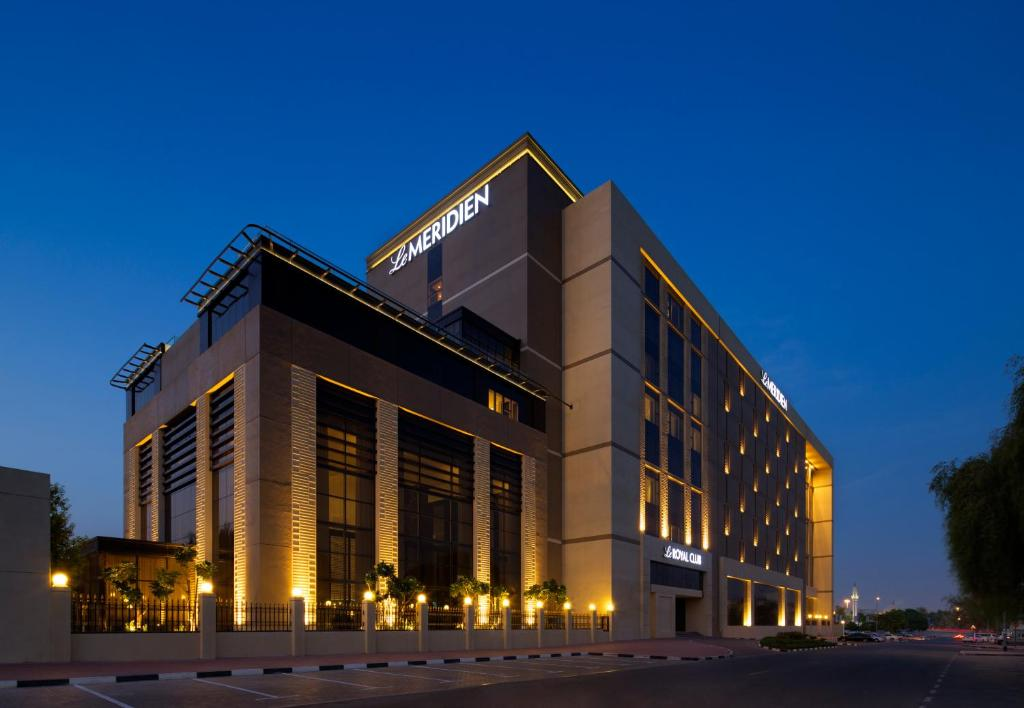 le meridien airport dubai location map Le Meridien Dubai Hotel Conference Centre Dubai Updated 2020 le meridien airport dubai location map