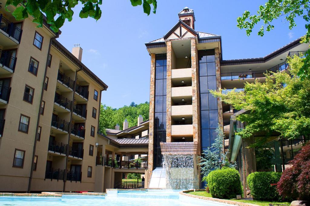 Gatlinburg Tn Hotels >> Gatlinburg Town Sq Resort Tn Booking Com