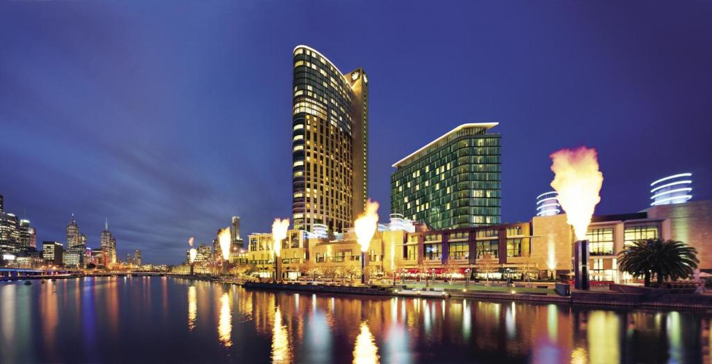 Crown Casino Hotels Melbourne Australia
