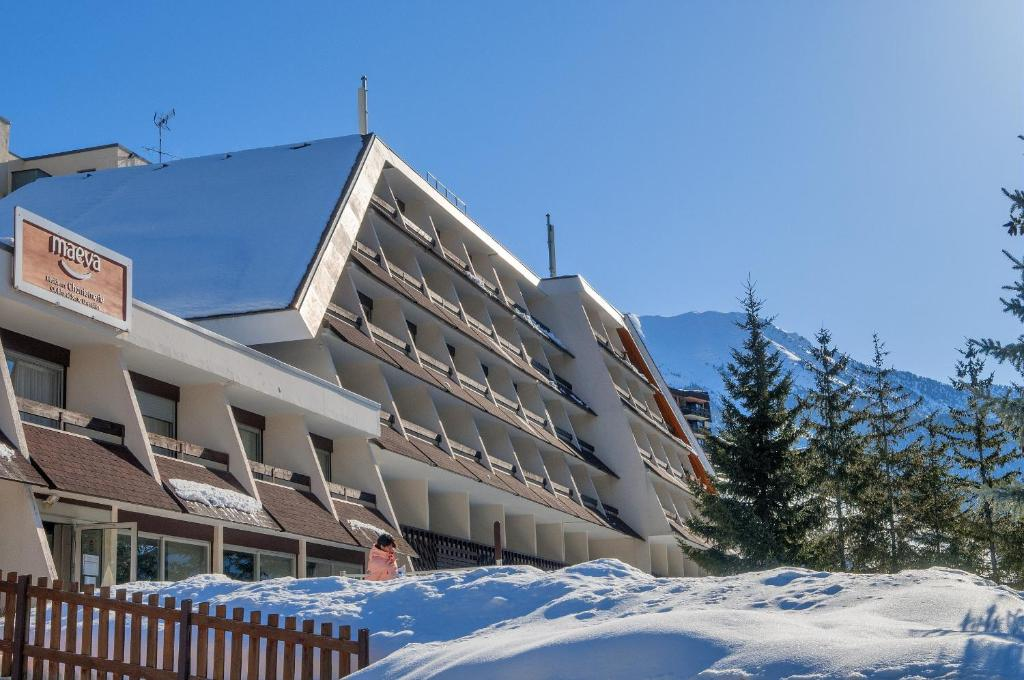 Location Serre Chevalier Booking