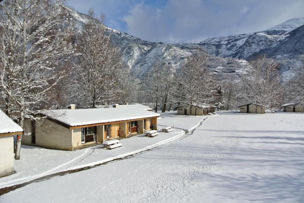Gite le Grand Renaud during the winter