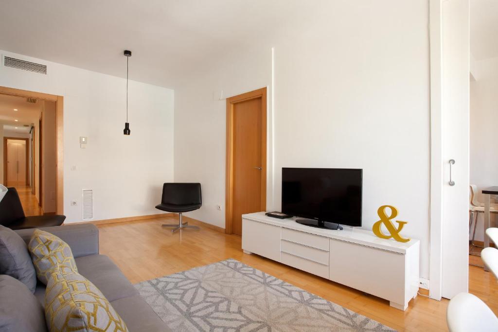 Apartment The White Duplex Barcelone Tarifs 2020