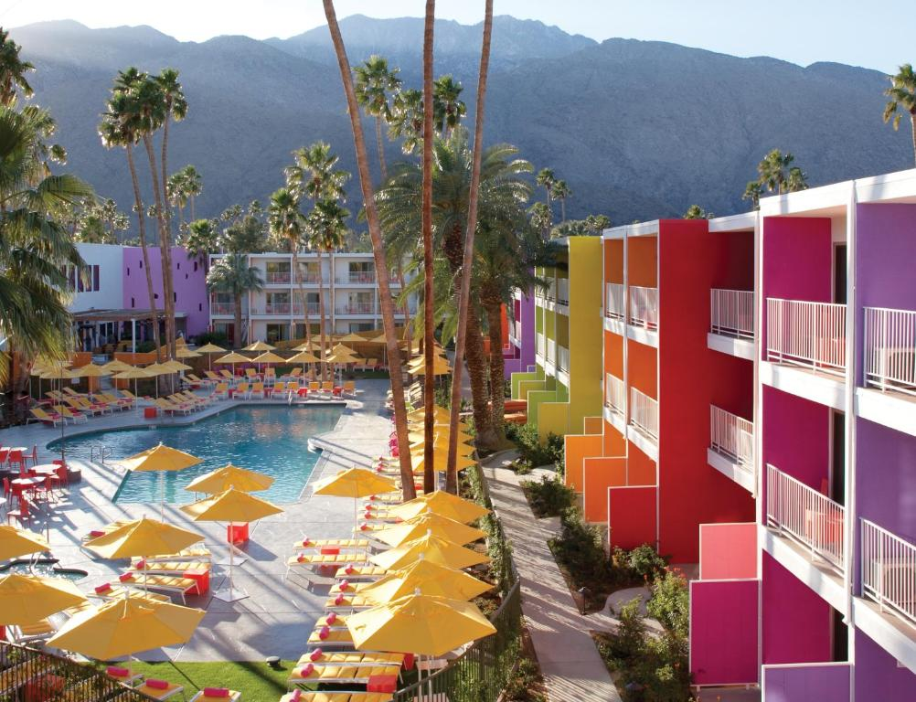 Palm Springs Hotels >> The Saguaro Palm Springs Palm Springs Updated 2019 Prices