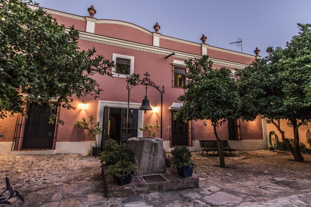 Un patio o zona al aire libre en Finca Villa Juan