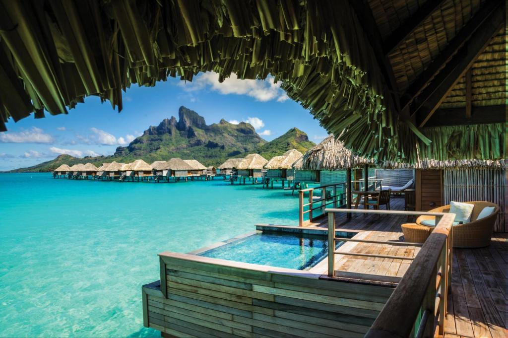 Four Seasons Resort Bora Bora French Polynesia Booking Com