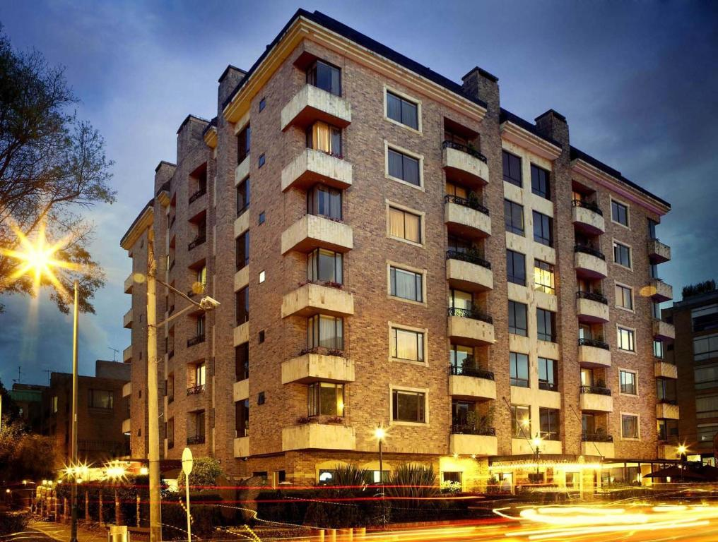 Hotel 101 Park House Bogota Colombia Booking Com
