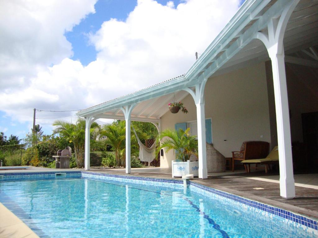 Villa Trianon Marie Galante