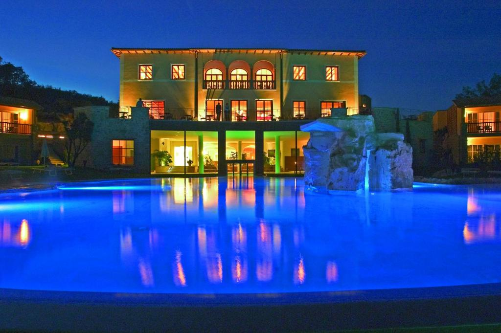 The swimming pool at or near Adler Spa Resort Thermae