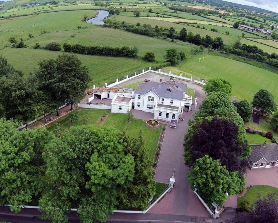 A bird's-eye view of Ardgort Country House