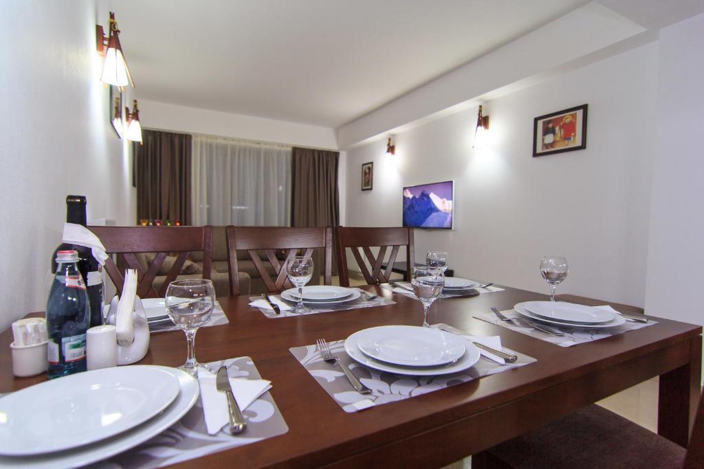 Gudauri Luxe Apartment