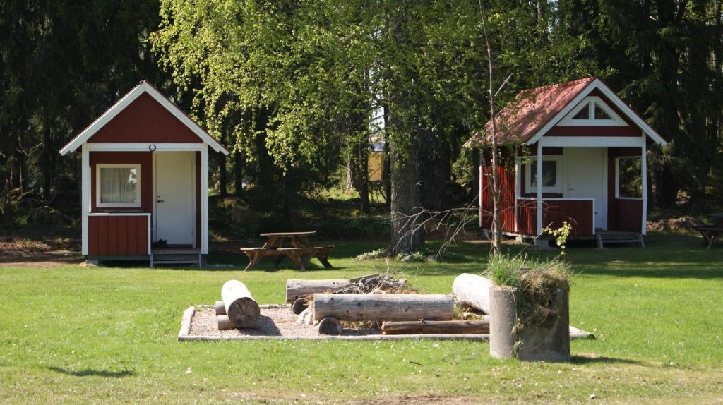 Skogsbrand i Hedesunda - Gd