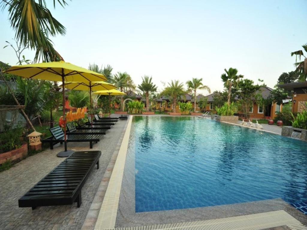Piscina di Park & Pool Resort o nelle vicinanze