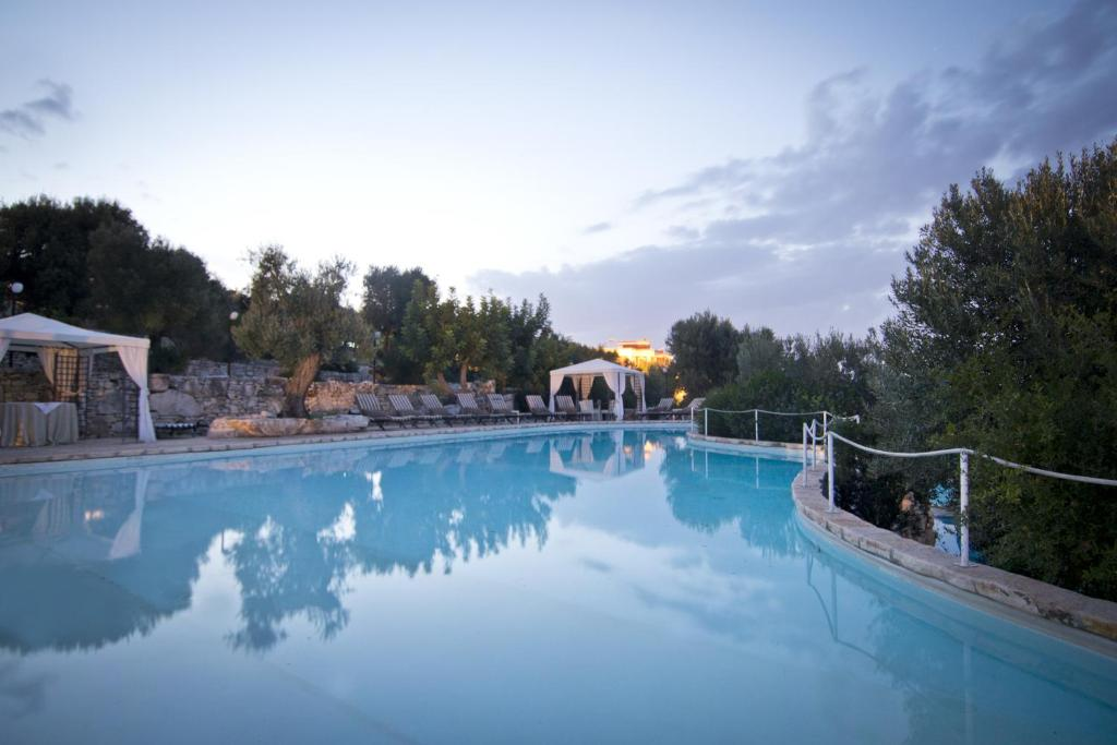 The swimming pool at or near Park Hotel Sant'Elia