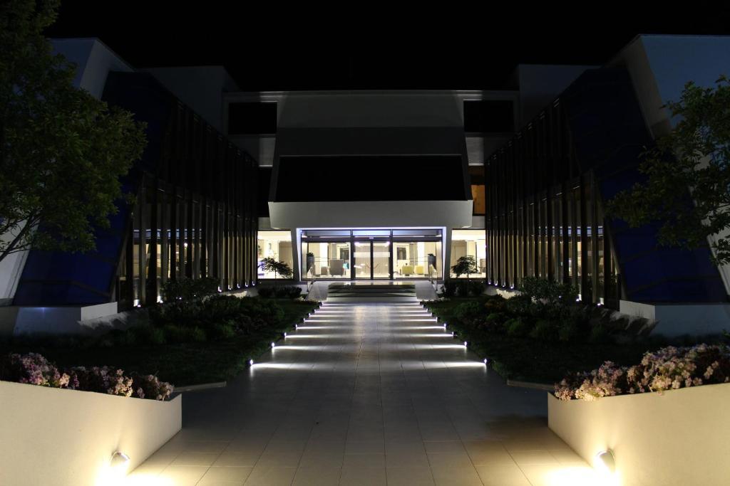 Fasada ili ulaz u objekat Gardenia Hotel & Spa