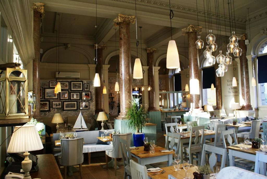 A restaurant or other place to eat at Loch Fyne Hotel and Restaurant Bath