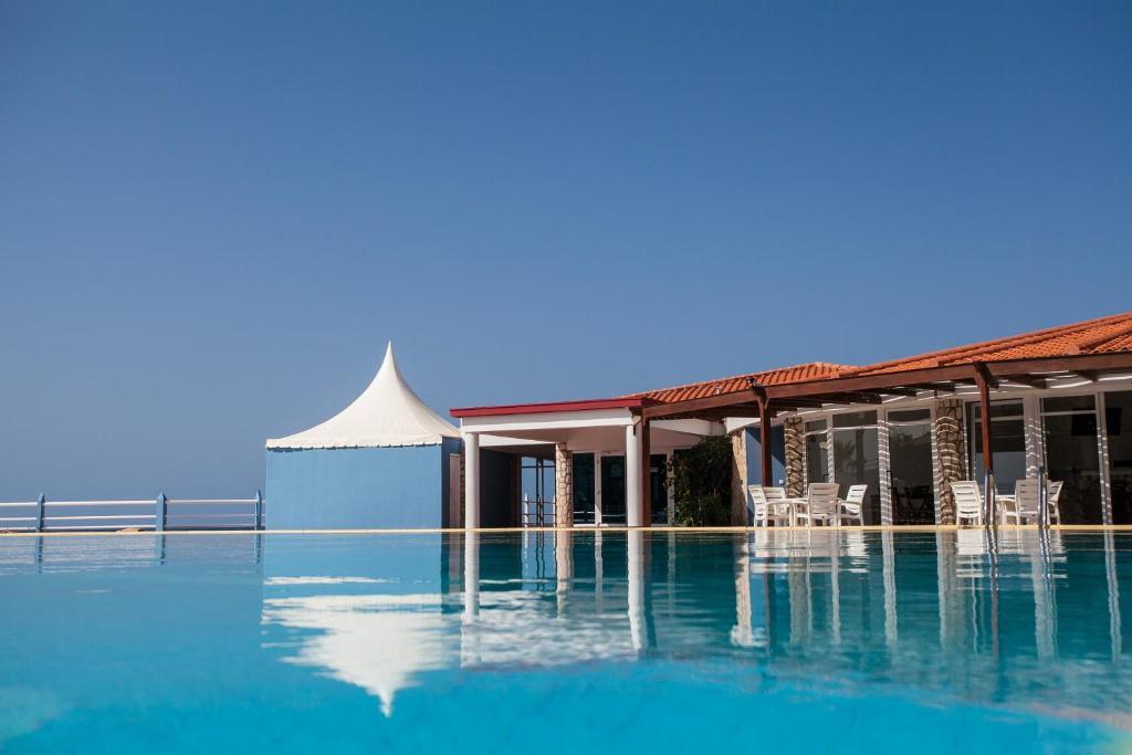 The swimming pool at or near Murdeira Village Resort