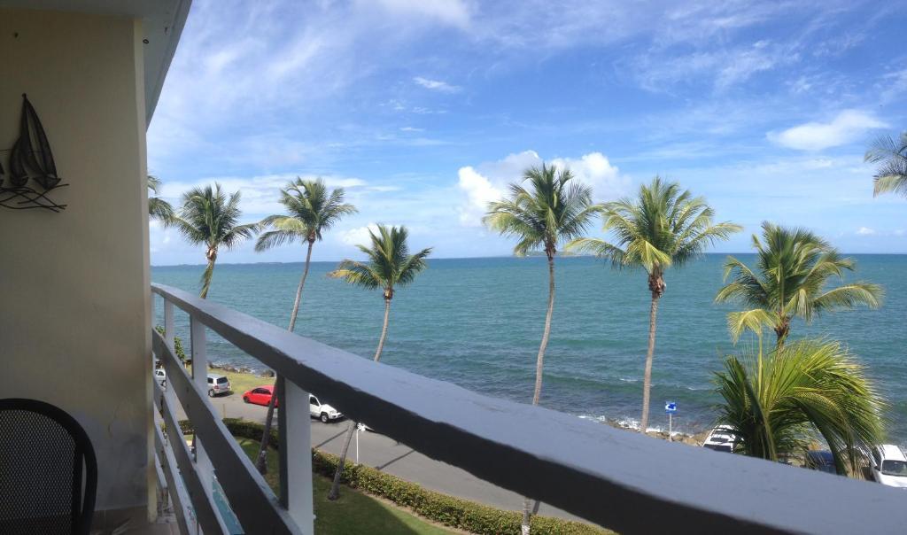 Cảnh biển hoặc tầm nhìn ra biển từ căn hộ