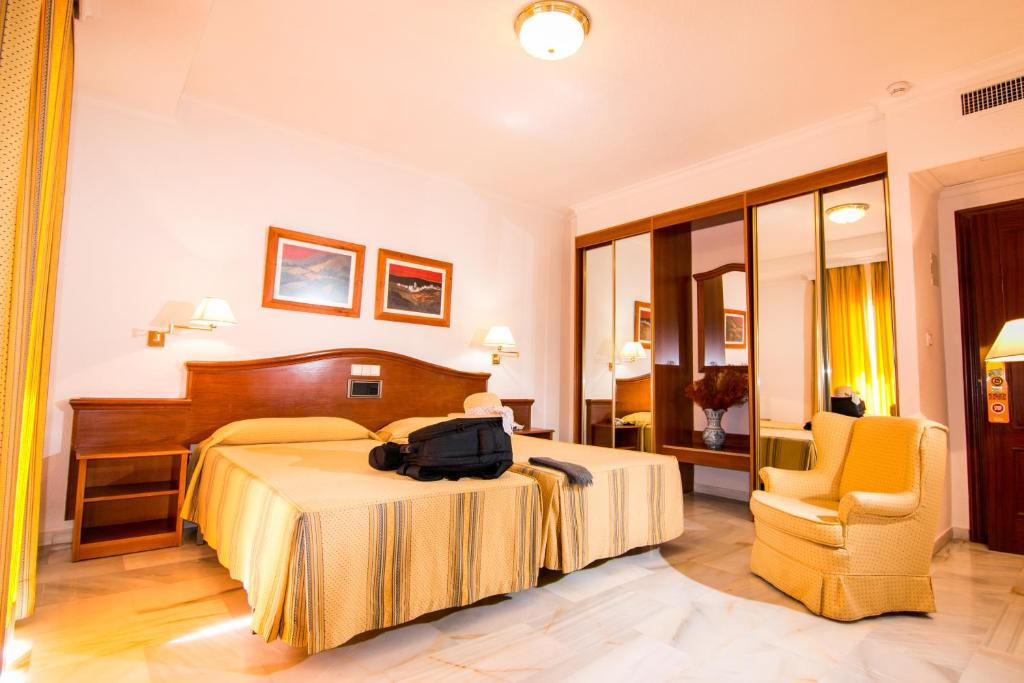 Hotel Abades Loja (España Loja) - Booking.com