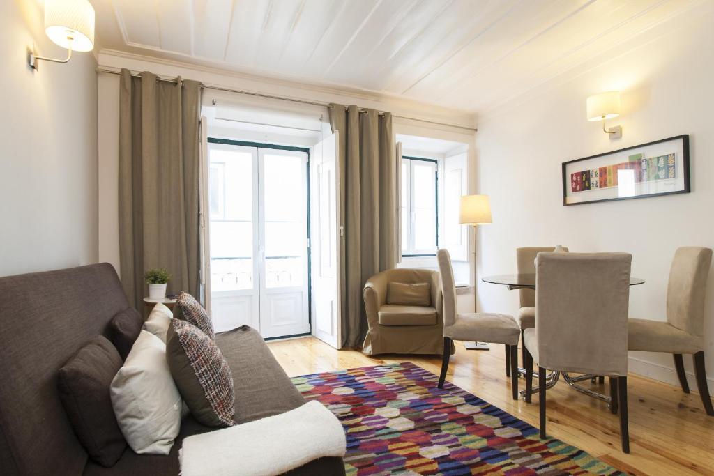 Chiado Apartments By Altido Lisbon Portugal Bookingcom