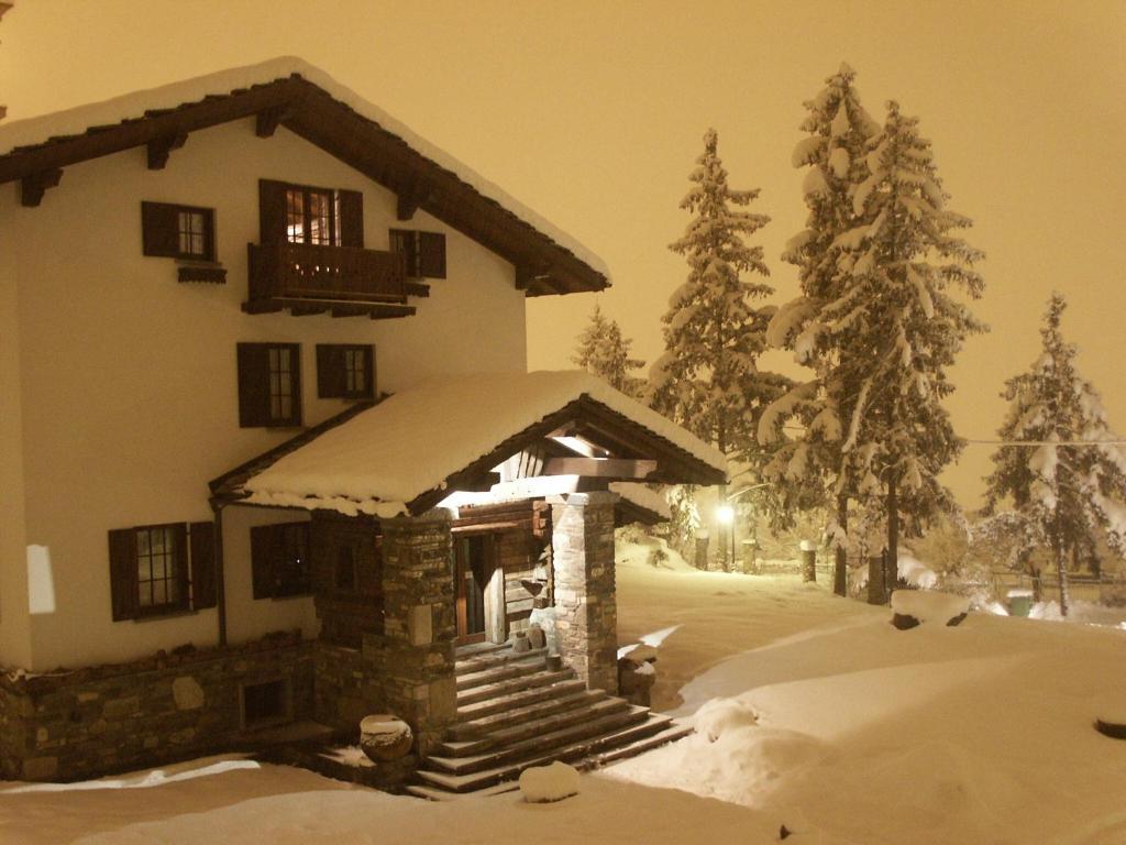 Hotel Milleluci im Winter