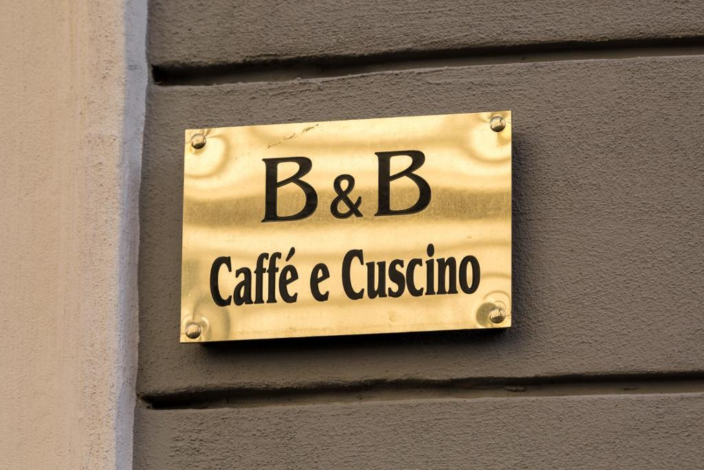 Caffe' E Cuscino