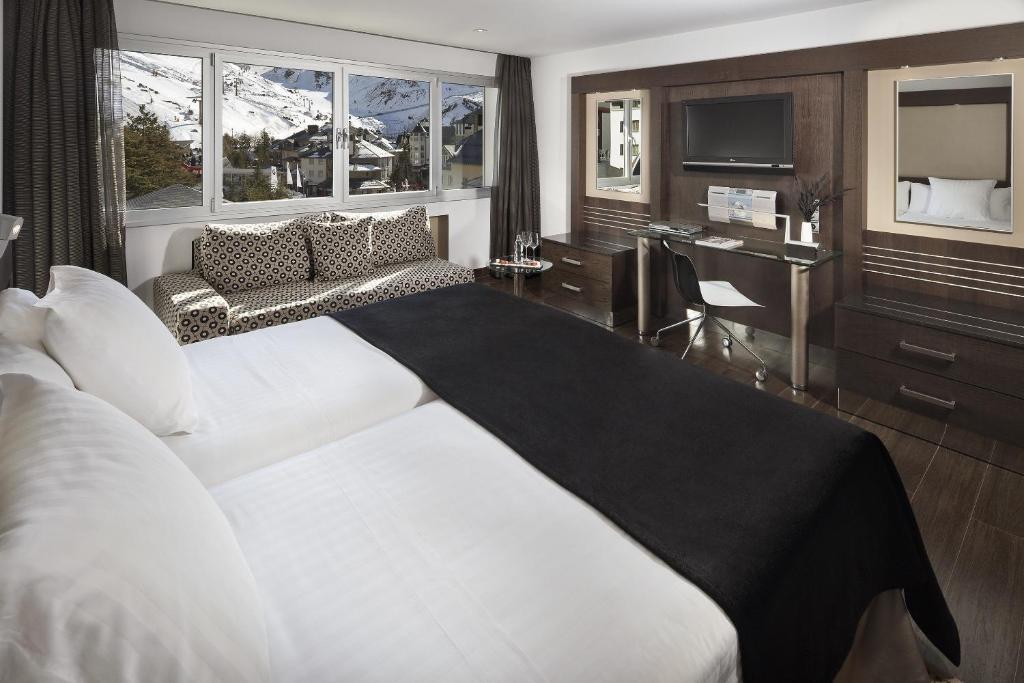 Melia Sol y Nieve, Sierra Nevada – Precios actualizados 2019