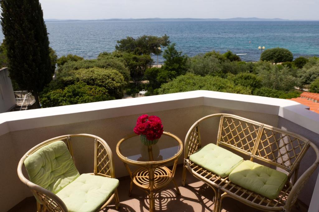Balcon ou terrasse dans l'établissement Vila Amantina