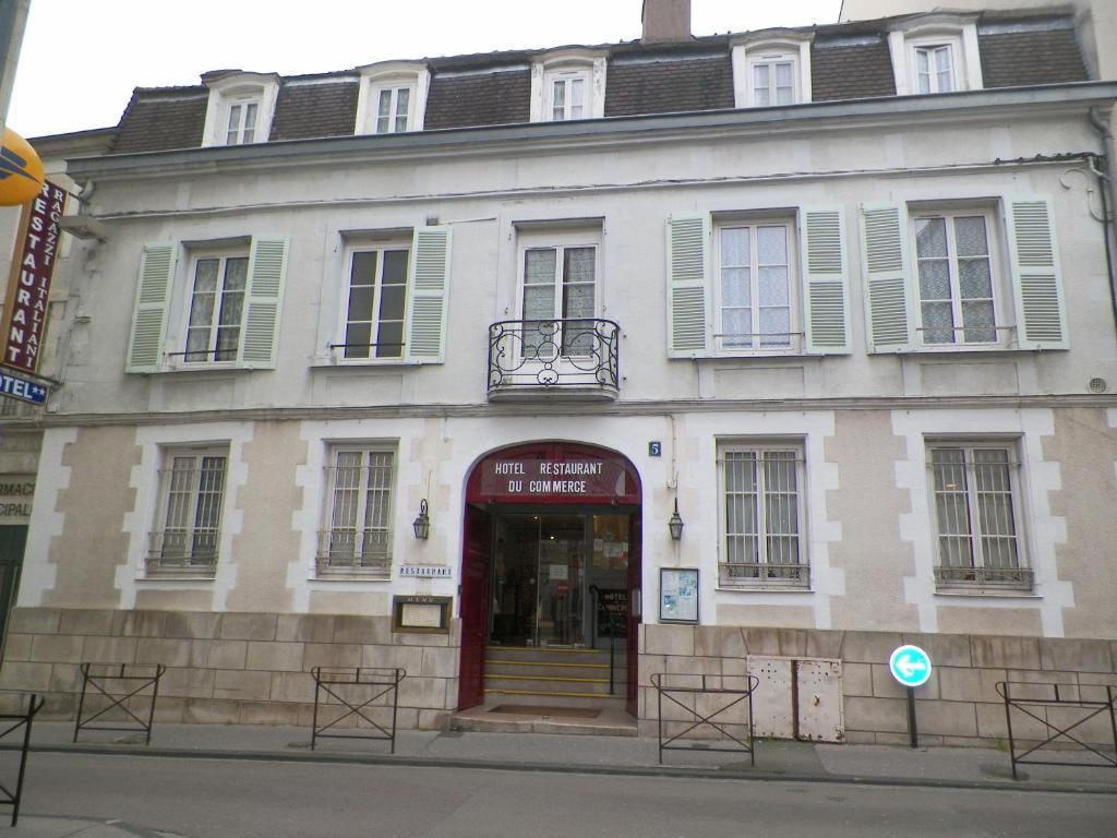 Hoone, kus hotell asub