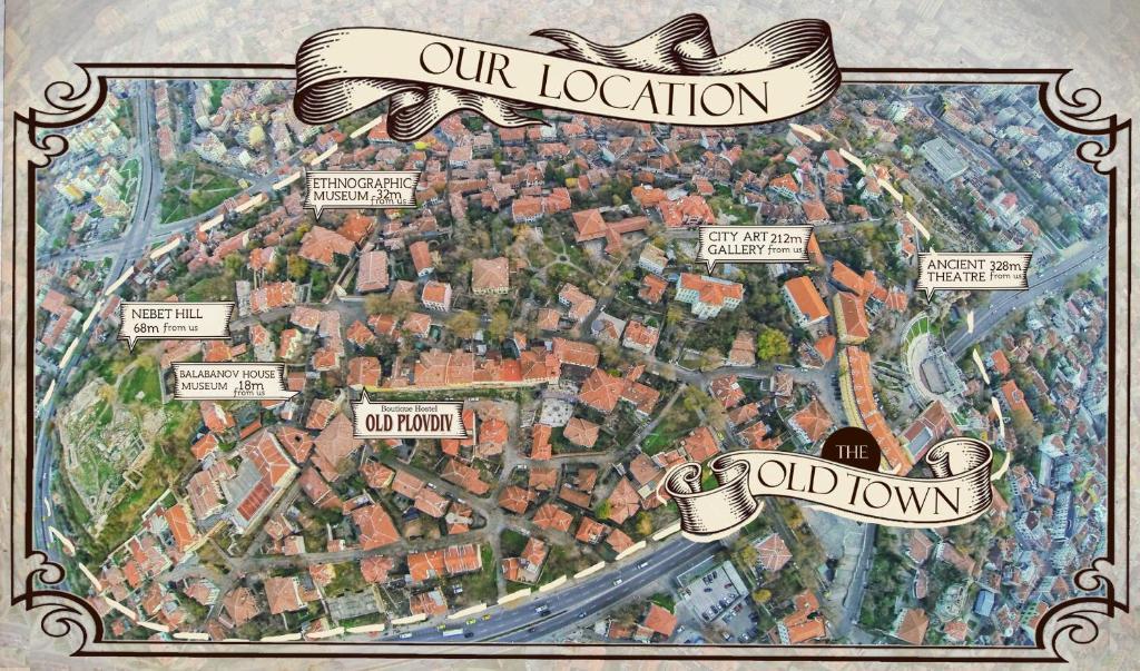 Guest House Old Plovdiv Plovdiv Obnoveni Ceni 2020