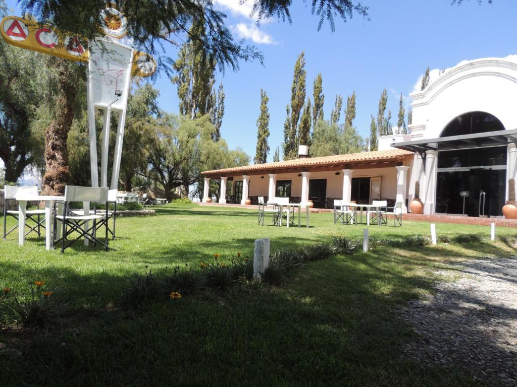 Hosteria Automovil Club Argentino Cachi